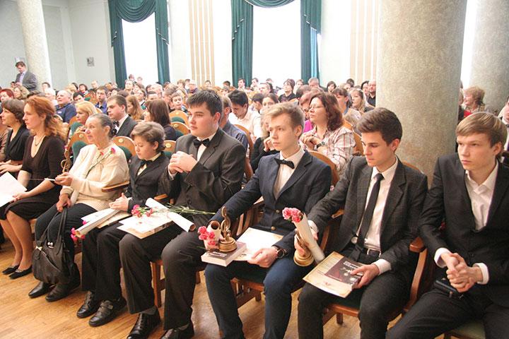 I Международный конкурс юных вокалистов им. Ф.И. Шаляпина