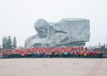 I международный Детский поезд из Иркутска в Республику Беларусь