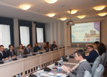 "Photo report from the Seminar ""Key human rights principles in biomedicine"""