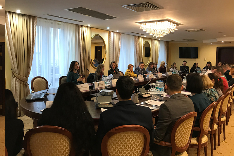The International Training Seminar Specifics of pre-trial criminal proceedings in cases involving minors in Belarus
