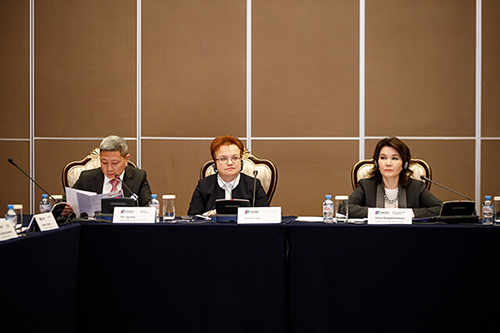 The 2nd term 1st Meeting of UnionPay International Eurasia Regional Member Council in Minsk