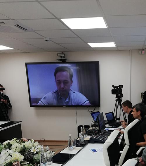 Проведение II Конференции РОО Белорусское общество нефрологов