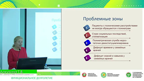 Arranging of the Republican scientific and practical conference Functional longevity