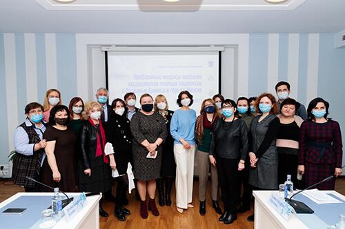 Организация научно-практического семинара с международным участием